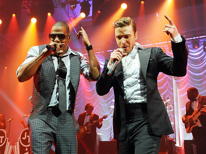 MIC'D UP photo | Jay-Z, Justin Timberlake