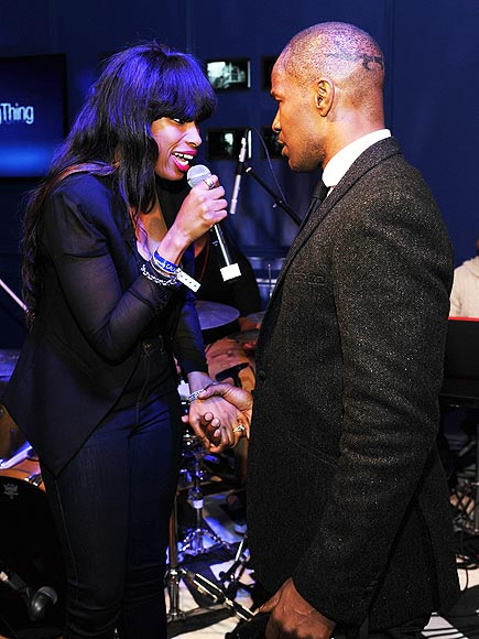 DOUBLE TEAM photo | Jamie Foxx, Jennifer Hudson