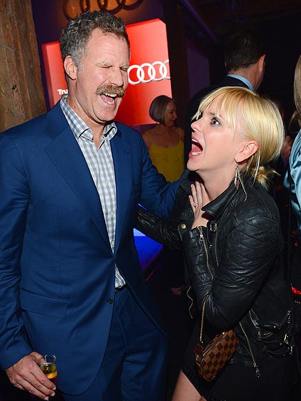 DREAM TEAM photo | Anna Faris, Will Ferrell