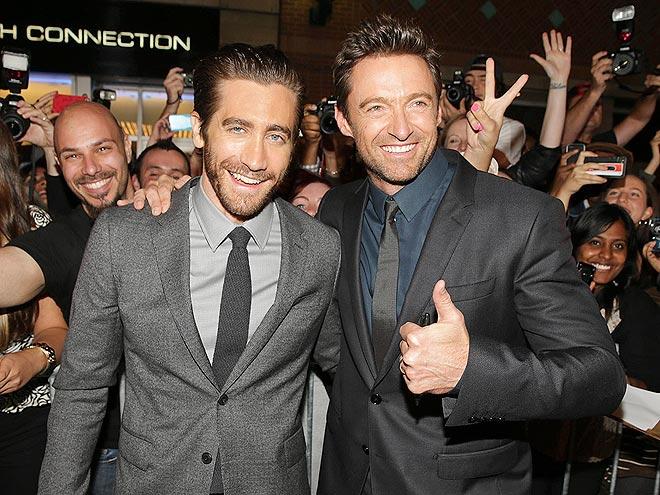 JAKE & HUGH photo | Hugh Jackman, Jake Gyllenhaal
