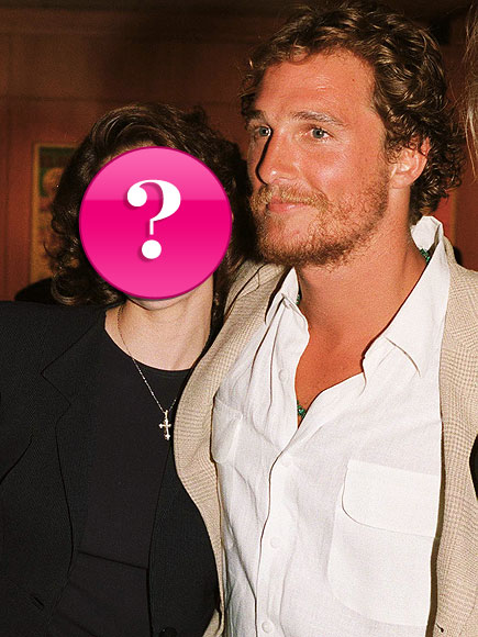 Which of Matthew McConaughey's costars turned into a real-life romance?