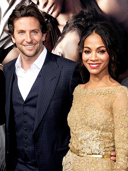 BRADLEY COOPER photo | Bradley Cooper, Zoe Saldana