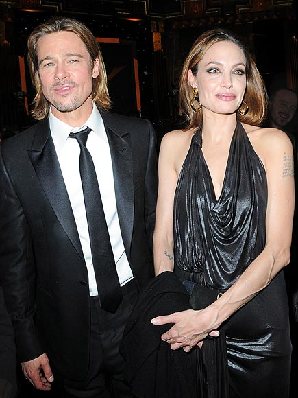 5. SCHEDULE DATE NIGHTS photo | Angelina Jolie, Brad Pitt