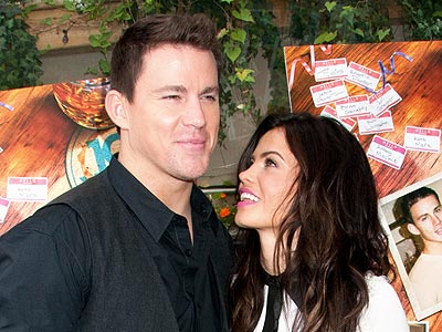 Stars' 10 Golden Rules for Romance | Channing Tatum, Jenna Dewan