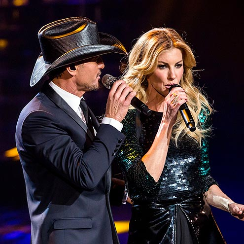 9. GO AHEAD, FLIRT photo | Faith Hill, Tim McGraw