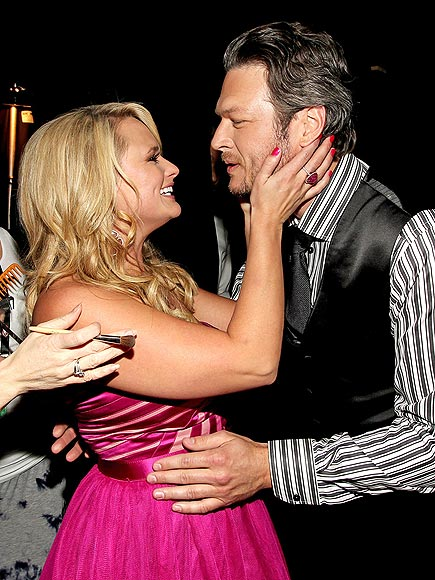 6. LIMIT YOUR TIME APART photo | Blake Shelton, Miranda Lambert