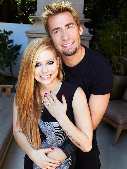 AVRIL & CHAD photo | Avril Lavigne