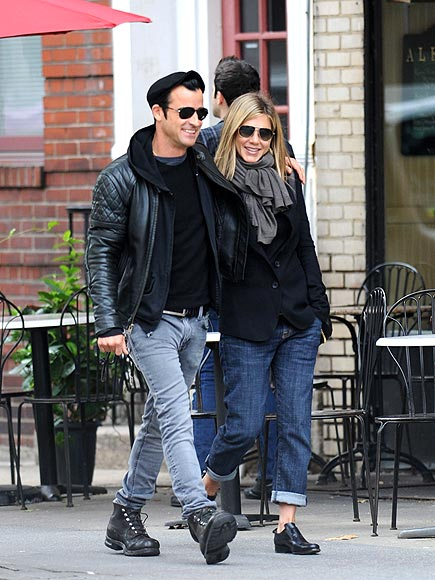 JENNIFER & JUSTIN  photo | Jennifer Aniston, Justin Theroux