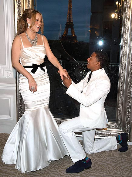 MARIAH & NICK  photo | Mariah Carey, Nick Cannon