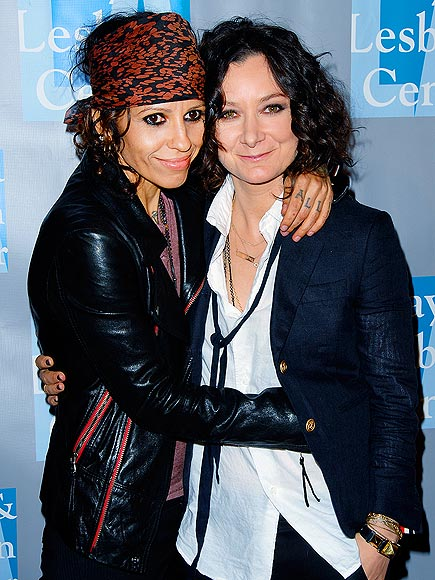 SARA & LINDA photo | Sara Gilbert