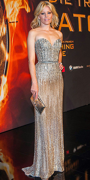 ELIZABETH BANKS AT THE HUNGER GAMES: CATCHING FIRE BERLIN PREMIERE  photo | Elizabeth Banks