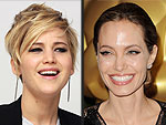 Best Celeb Quotes of the Year | 10 Best Quotes, Angelina Jolie, Jennifer Lawrence