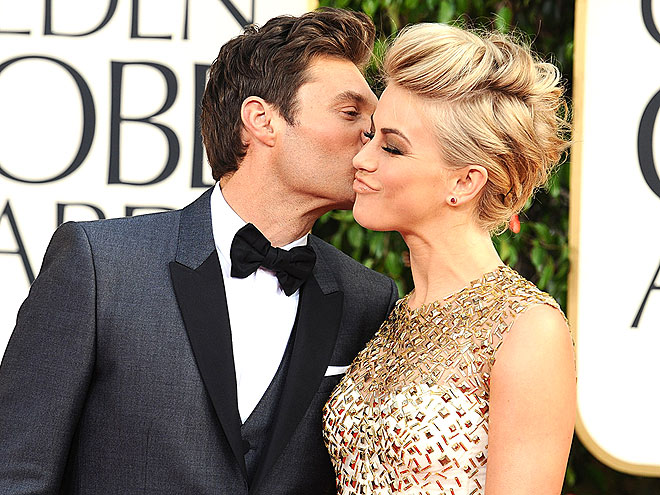 RYAN & JULIANNE photo | Julianne Hough, Ryan Seacrest