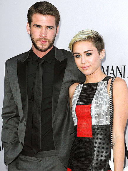 MILEY & LIAM photo | Liam Hemsworth, Miley Cyrus