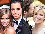 The Year in Celebrity Wedding Photos | Kelly Clarkson