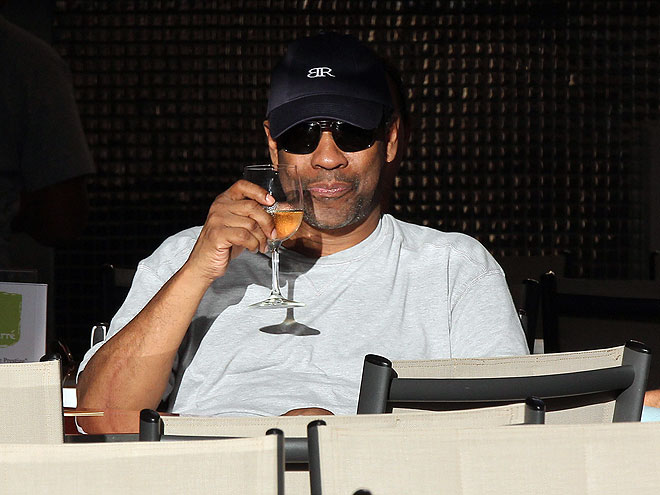 IN VINO VERITAS photo | Denzel Washington