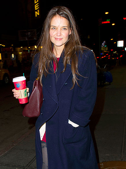 WINTER BLUES photo | Katie Holmes