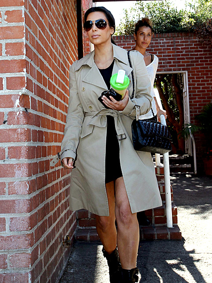 COAT CHECK photo | Kim Kardashian
