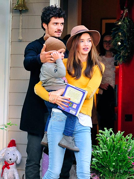 MAKING MEMORIES photo | Miranda Kerr, Orlando Bloom