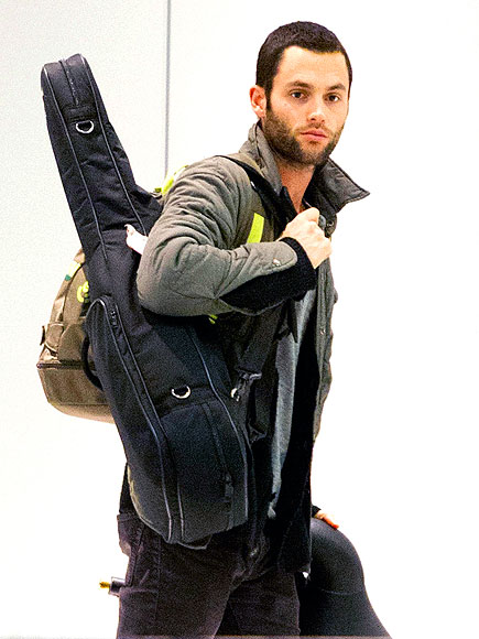 NO STRINGS ATTACHED photo | Penn Badgley