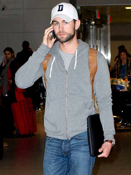 TALK BOY photo | Chace Crawford