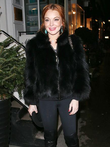 DARK NIGHT photo   Lindsay Lohan