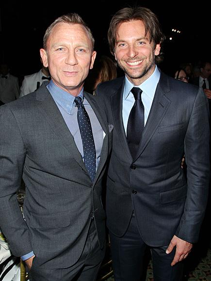 HANDSOME REWARD photo | Bradley Cooper, Daniel Craig
