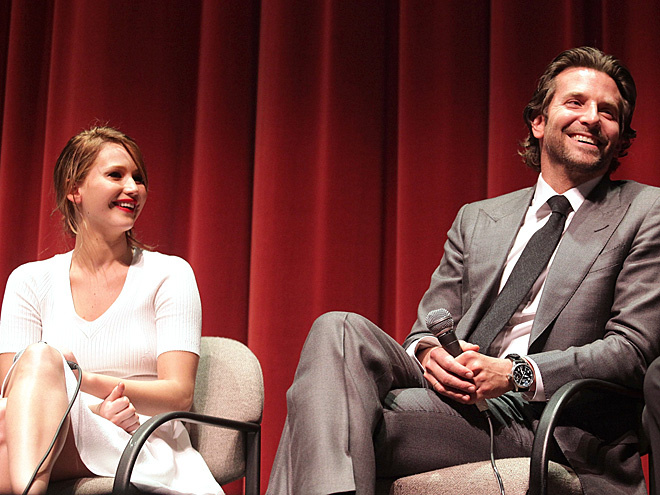 FUNNY BUSINESS photo | Bradley Cooper, Jennifer Lawrence