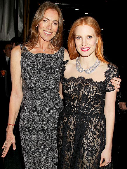BEST IN SHOW photo | Jessica Chastain, Kathryn Bigelow