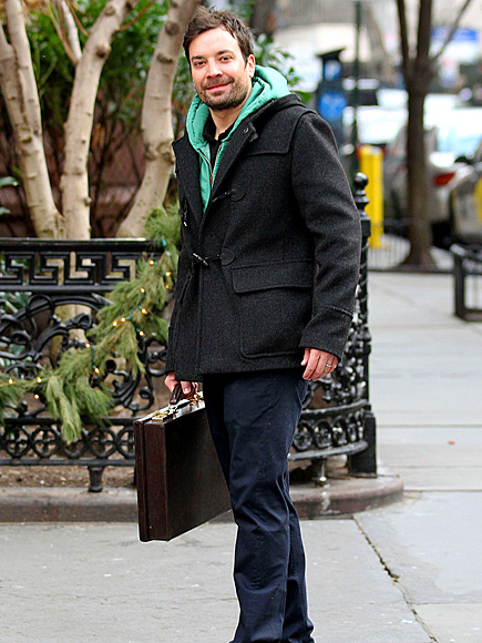 CASUAL FRIDAY photo | Jimmy Fallon