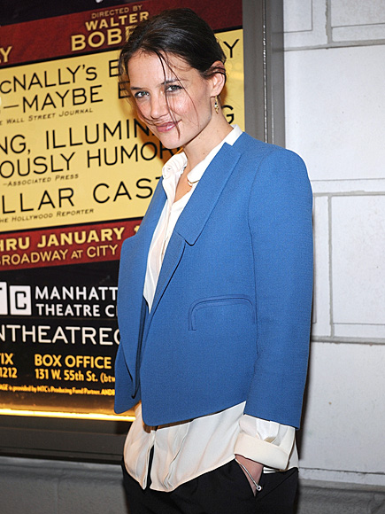 SUPPORTING ROLE photo | Katie Holmes