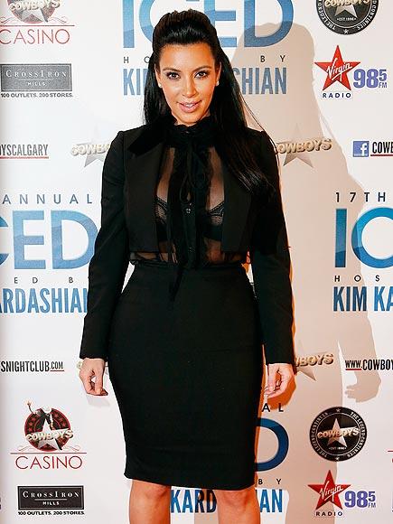 O Canada photo   Kim Kardashian
