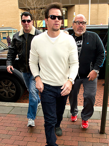 STEP TO IT photo | Mark Wahlberg
