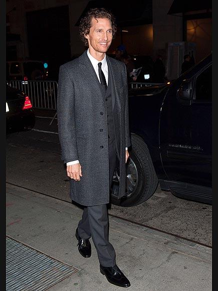 WALKING TALL photo | Matthew McConaughey