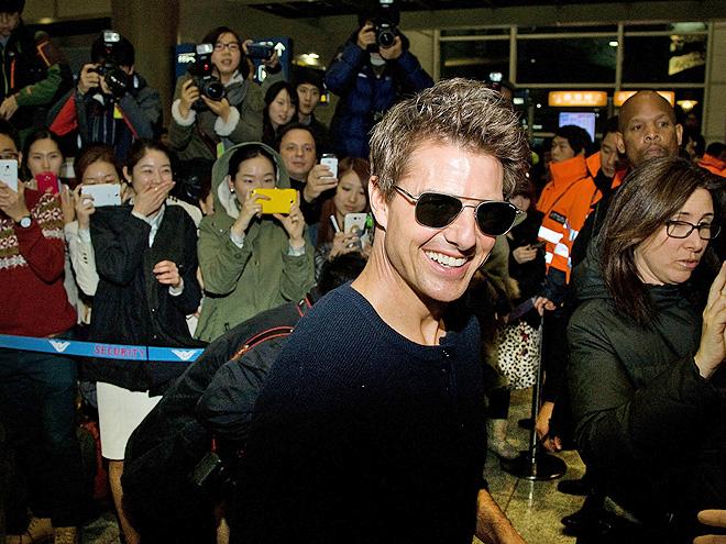 STAR SIGHTING photo | Tom Cruise
