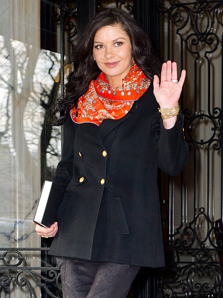 ALL BOOKED photo | Catherine Zeta-Jones