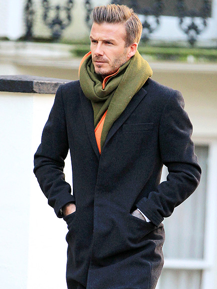 LONDON LAD photo | David Beckham