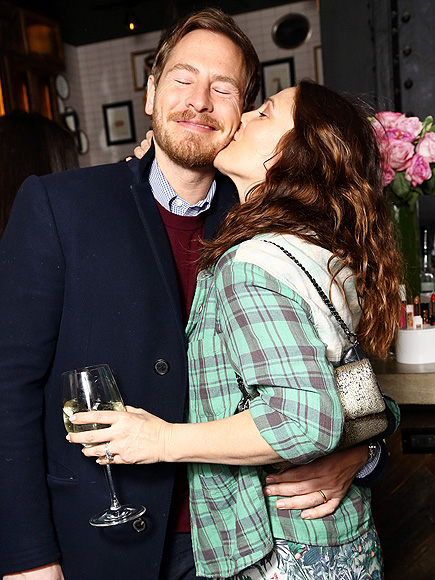 KISS BLISS photo | Drew Barrymore, Will Kopelman