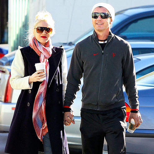 ROCK & STROLL photo | Gavin Rossdale, Gwen Stefani