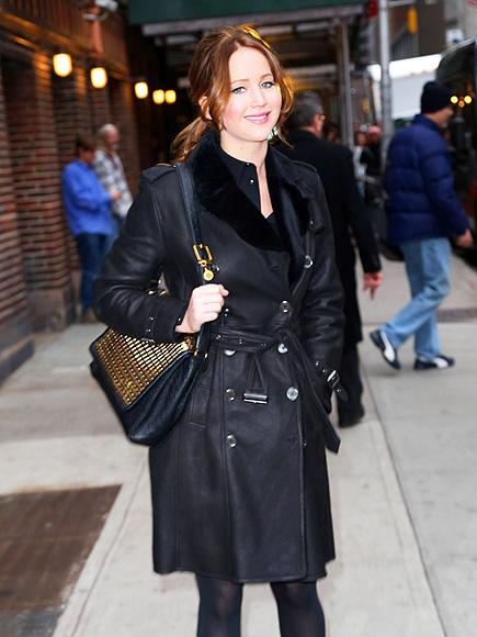BRRR-AVE FACE photo | Jennifer Lawrence