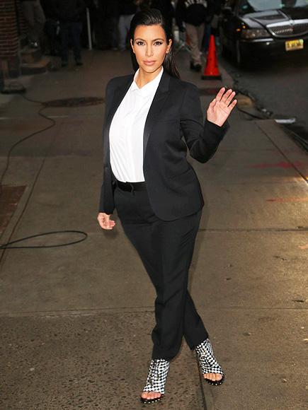 DO THE WAVE photo | Kim Kardashian