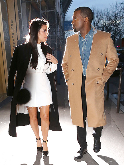 WINDOW SHOPPING photo | Kanye West, Kim Kardashian