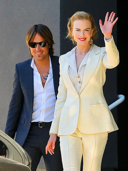 GOOD SPORTS photo | Keith Urban, Nicole Kidman