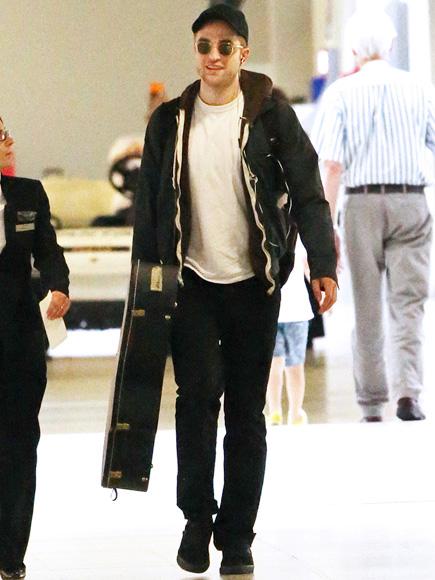 WELL TRAVELED photo | Robert Pattinson