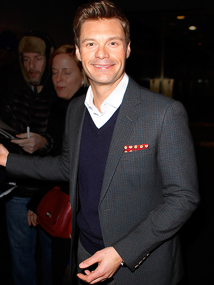 FAN FAVORITE photo | Ryan Seacrest