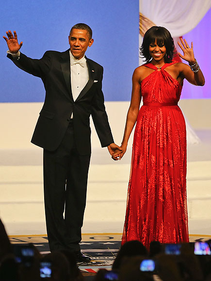 Night at the Ball photo | Barack Obama, Michelle Obama