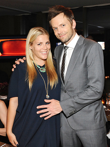 'BUSY' DAY photo | Busy Philipps, Joel McHale
