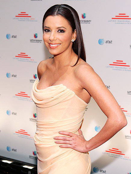 WHAT A PEACH photo | Eva Longoria