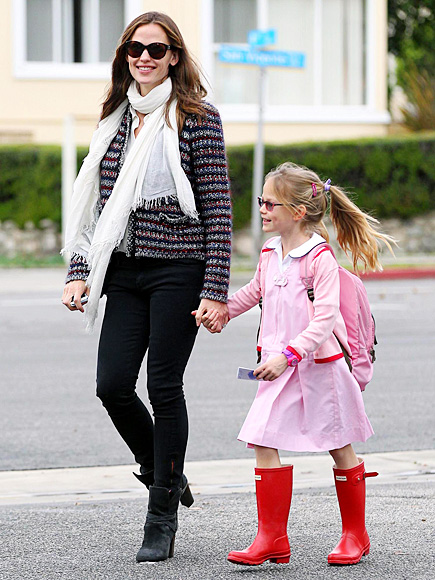 SHOE-IN photo | Jennifer Garner