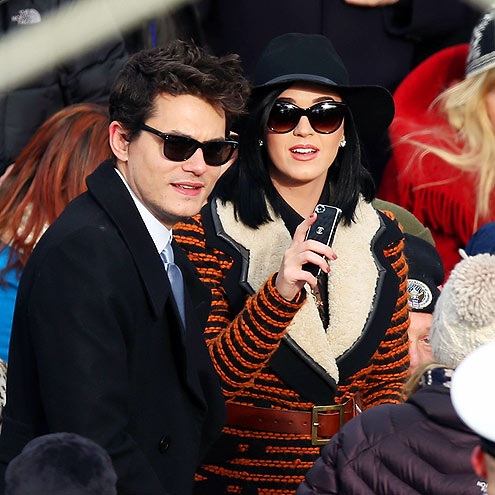 HISTORIC DATE photo | John Mayer, Katy Perry